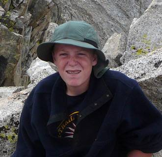 Missing hiker Austin Shedd, 13, was found on Monday in Kings Canyon National Park.