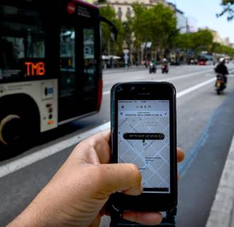 Ridesharing app Uber is expanding into business travel and expenses.