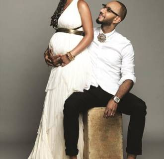 Image: Alicia Keys, Swizz Beatz