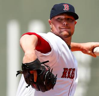 Image: FILE: Jon Lester Pulled From Start