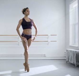 Misty Copeland Under Armour ad
