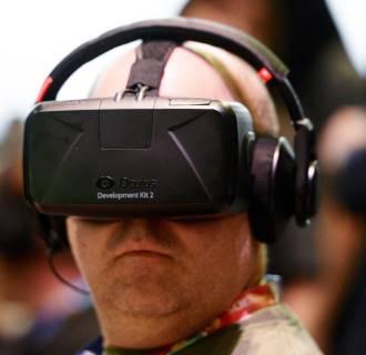 Image: Oculus Rift headset