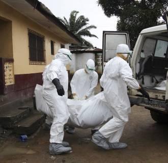 Image: Ebola outbreak in Liberia