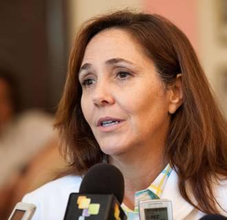 Image: CUBA-MARIELA CASTRO-AIR ALGERIE