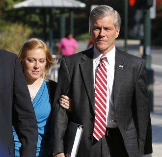 Image: Bob McDonnell, Cailin Young