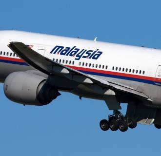 Image: Malaysia Airlines Boeing 777