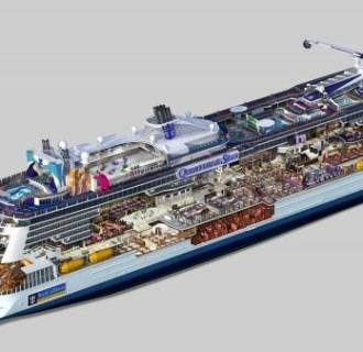 Image: Royal Caribbean's Quantum of the Sea