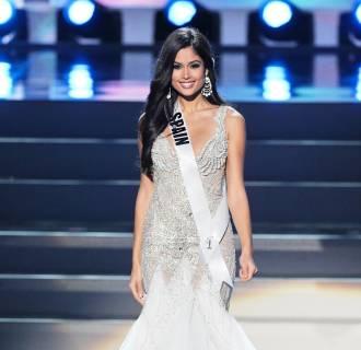 Image: Patricia Yurena Rodriguez, Miss Universe Spain 2013,