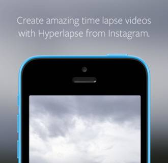 Image: A screenshot of Hyperlapse from Instagram
