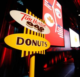 Image: Burger King is in talks to acquire the Canadian coffee and doughnut chain Tim Hortons in a deal that would create a fast food powerhouse with a market capitalization of roughly $18 billion