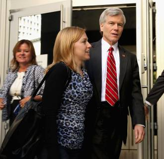 Image: Former Virginia Governor Bob McDonnell