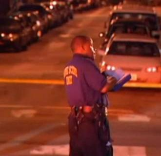 A teenager was shot and killed Tuesday night at a basketball game and cookout in North Philadelphia.