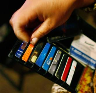 Image: Credit Card wallet