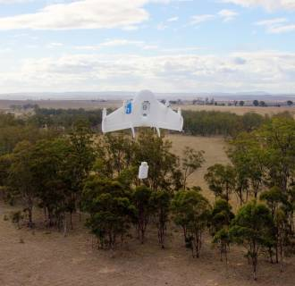 Image: Google drone