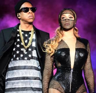 Image: JAY Z, Beyonce