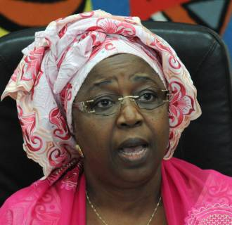 Image: Senegalese health minister Awa Marie Coll-Seck