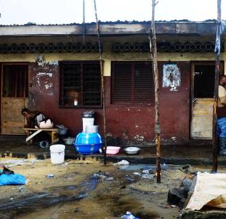 Image: LIBERIA-HEALTH-EBOLA-WAFRICA