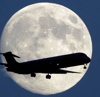 More Americans tend to work when the moon is up than in other industrialized countries, according to new research.