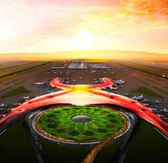 Image: PROJECT OF NEW AIRPORT IN MEXICO CITY