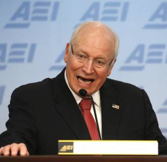 Image: Former Vice President Dick Cheney