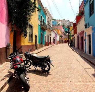 Image: Guanajuato, Mexico.