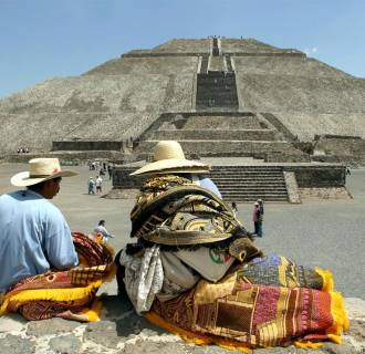 Image: Pyramid of the Sun