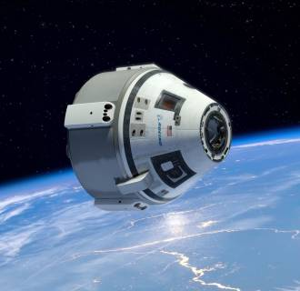 Image: Boeing CST-100