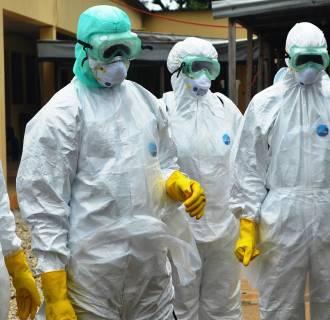 Image: GUINEA-WAFRICA-HEALTH-EBOLA