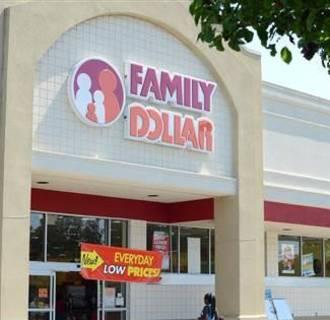 Family Dollar exterior