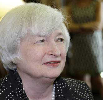 Federal Reservice chief Janet Yellen