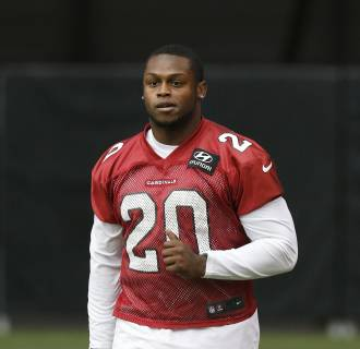 Image: Arizona Cardinals' Jonathan Dwyer
