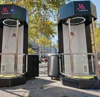 Image: Marriott Oculus Lift