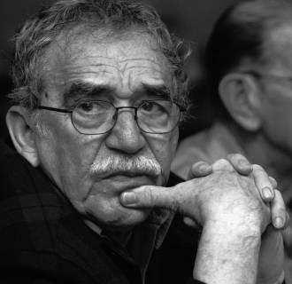 Image: Gabriel Garcia Marquez, Jose Salgar