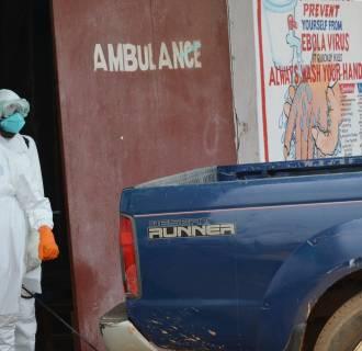 Image: HEALTH-EBOLA-WAFRICA-LIBERIA