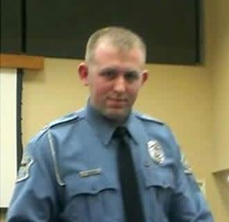 Image: Ferguson, Missouri Police Officer Darren Wilson
