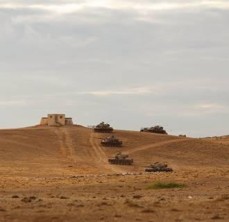 Image: Turkish Armed Forces Near Turkey-Syria Border