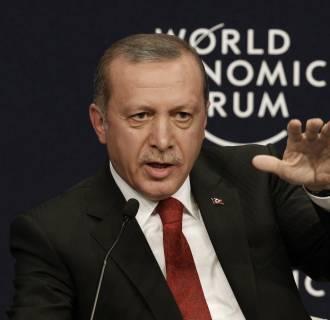 Image: Turkey's President Tayyip Erdogan