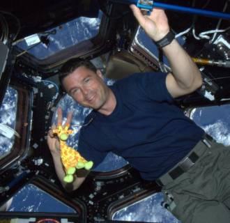 NASA/Reid Wiseman