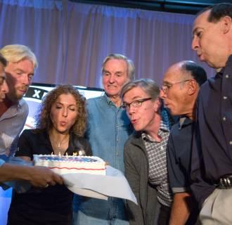 Image: Ansari XPRIZE anniversary