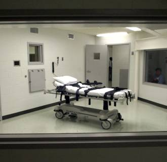 Image:Alabama's  lethal injection chamber at Holman Correctional Facility