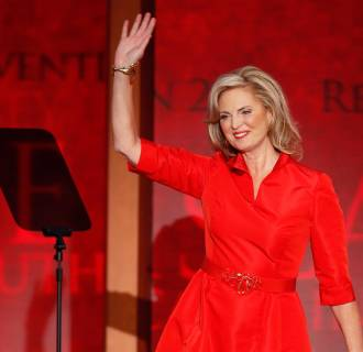 Ann Romney, wife of Republican presidential nominee Mitt Romney.
