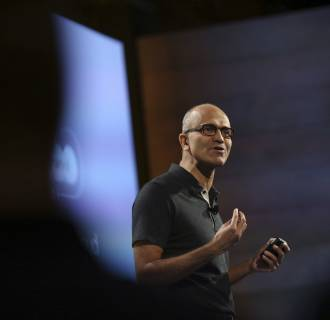 Image: Microsoft CEO Satya Nadella