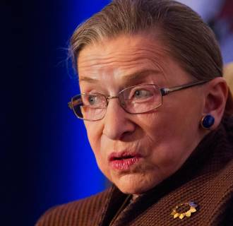 Image: Supreme Court Justice Ruth Bader Ginsburg