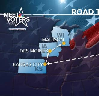 MEET THE VOTERS MAP