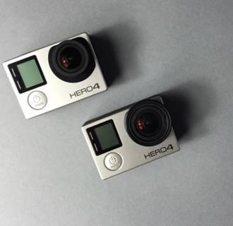 Image: GoPro Hero4 Cameras