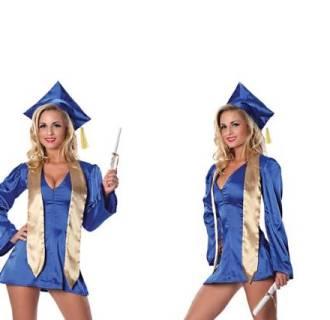 Sexy Ph.D Costume