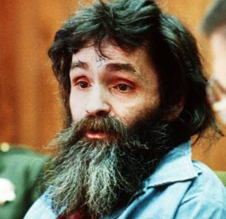 Image: Charles Manson in 1986