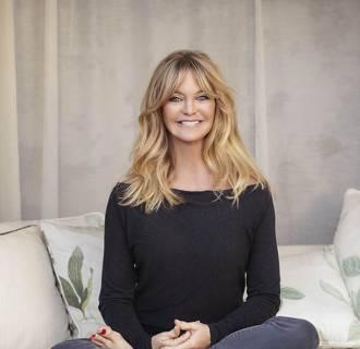 Image: Goldie Hawn