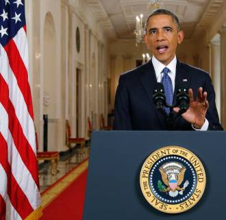 Image: President Barack Obama announces executive actions on immigration