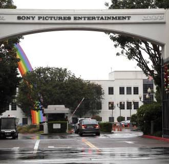 Image: Sony Pictures Entertainment headquarters